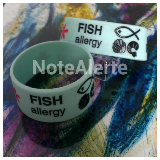 Allergies aux fruits de mer et au poisson note alerte for Allergic reaction to fish